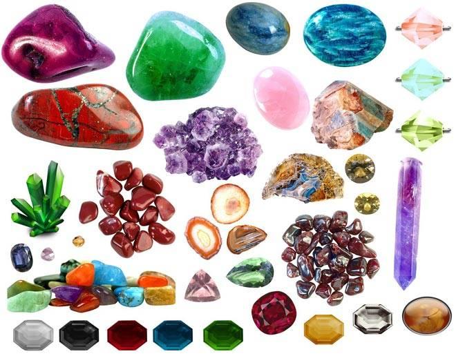 Подбор камней по дате рождения