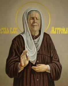 Молитва о зачатии здорового ребенка матроне московской