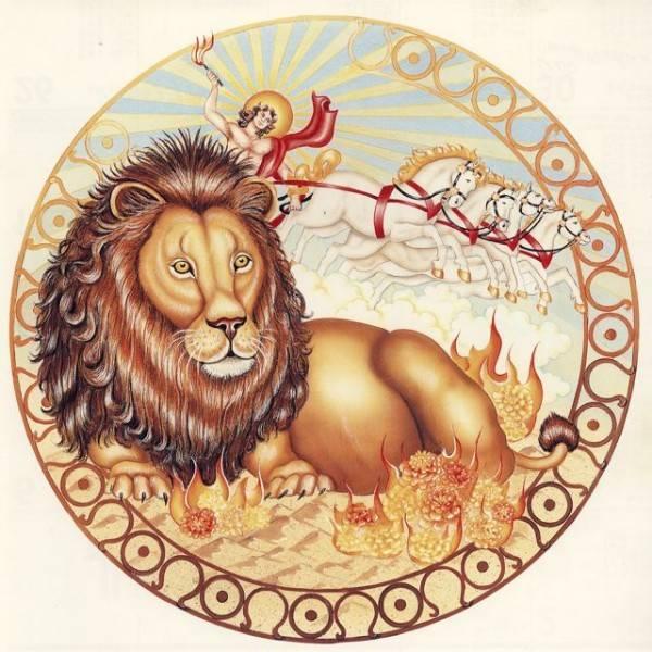 Камни талисманы для львов