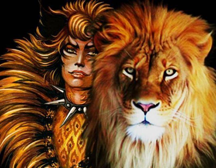 Лев в год тигра женщина