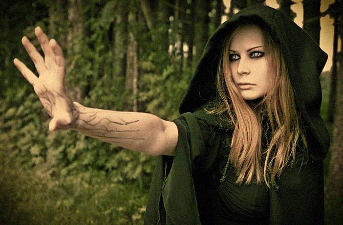 Ведьмы в реальной жизни