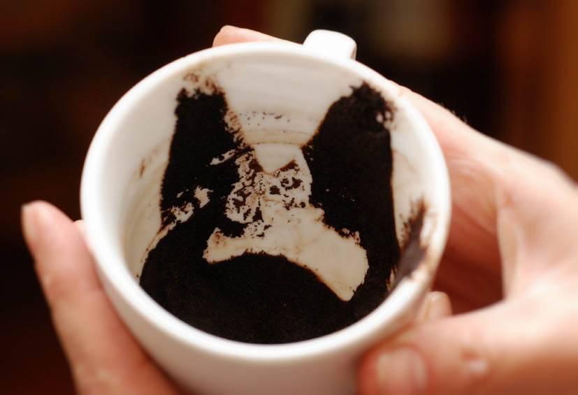 кофе гуща