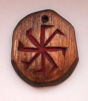 Коловрат символ
