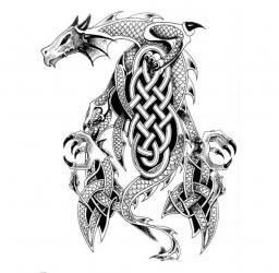 Кельтская вязь