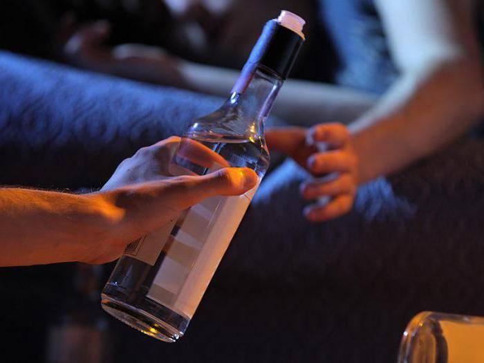 Отворот от алкоголя последствия