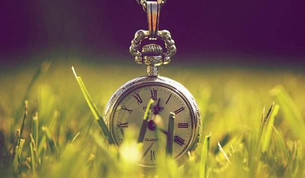 Что означает время
