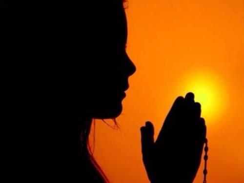 Молитва на счастье и удачу