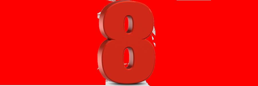 Что означает 8 в нумерологии