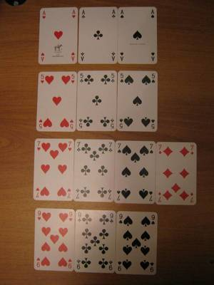 Цыганское гадание 10 карт бесплатно