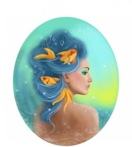 Жена рыбы
