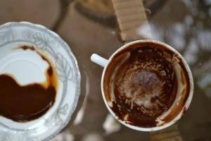 Русалка на кофейной гуще