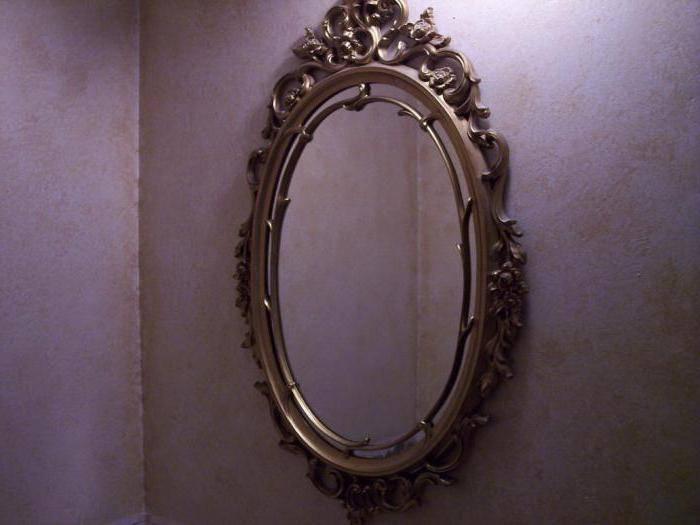 Зеркало которое нельзя разбить