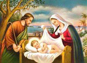 Молитва ребенку на спокойный сон
