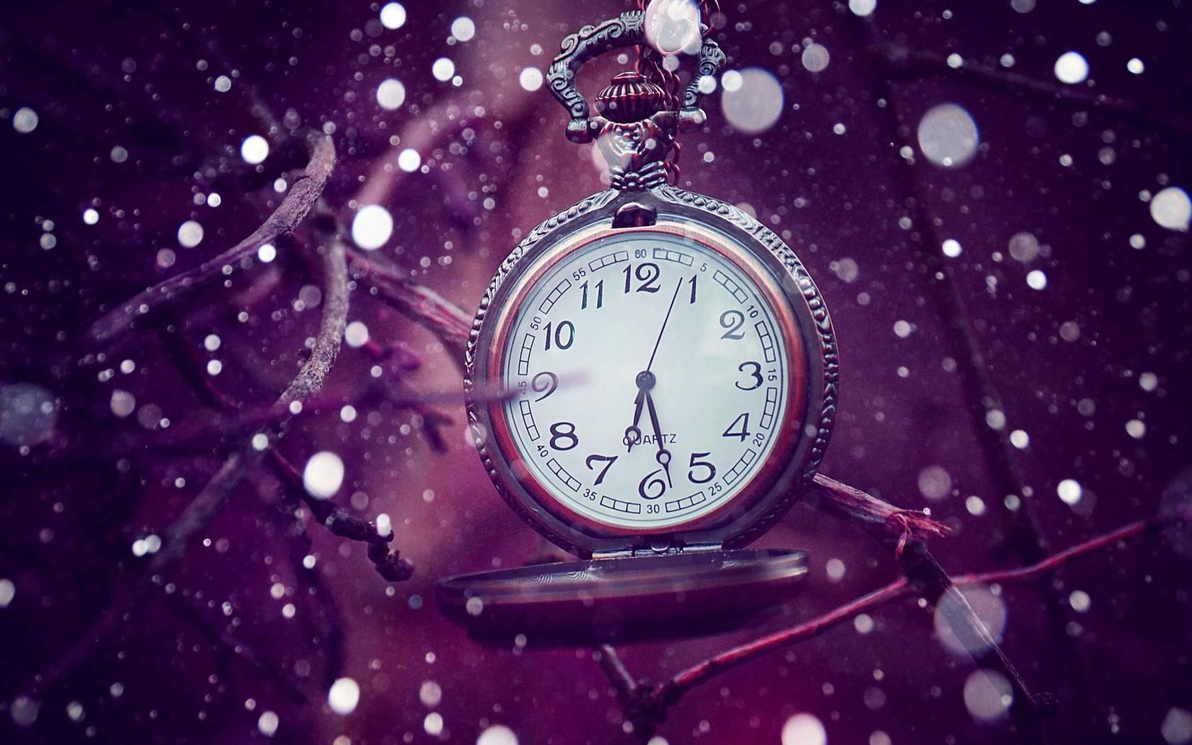 Значение времени на часах