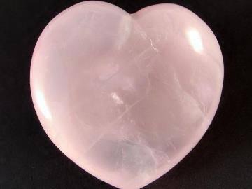 Розовый кварц для тельца