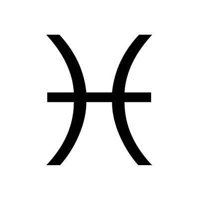 Символы знаков зодиака по порядку