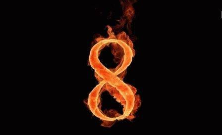 Число 8 в нумерологии значение