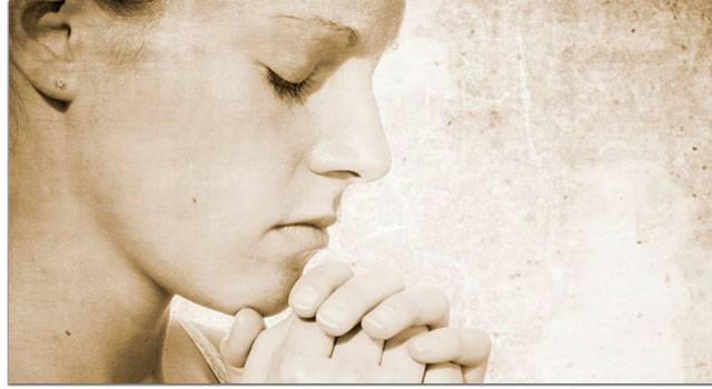 Молитва о муже