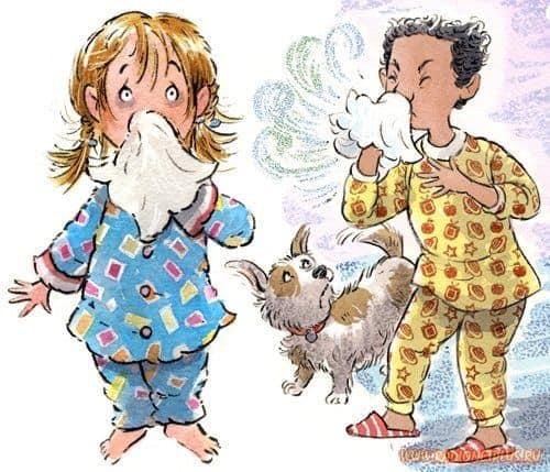 К чему чихать во вторник