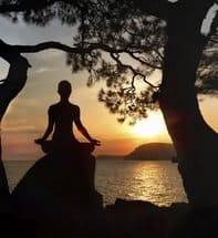 Медитация ошо