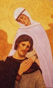Молитва на сохранение семьи и любви