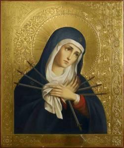 Молитва пресвятая богородица радуйся