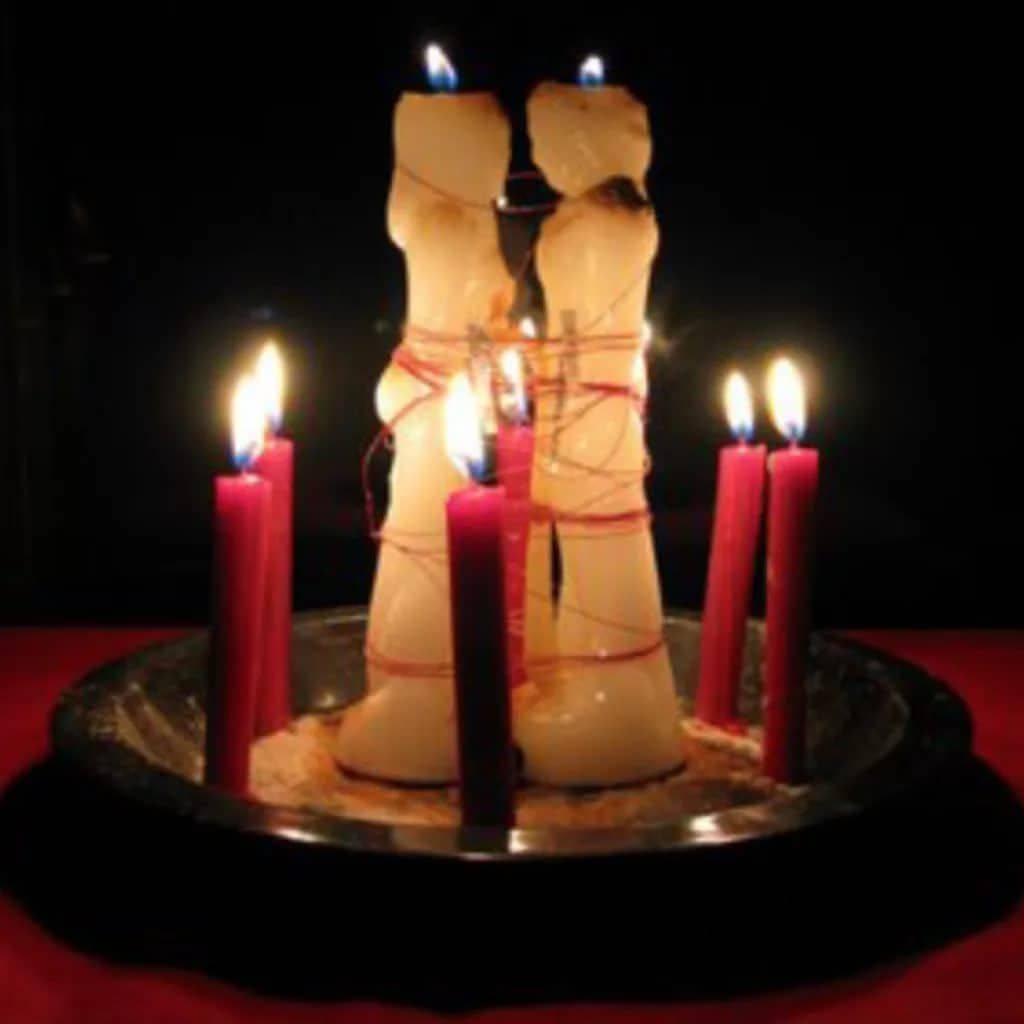 Приворот на свечах как быстро действует последствия