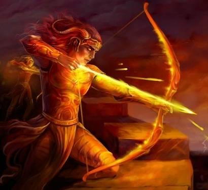 Огненные знаки гороскопа