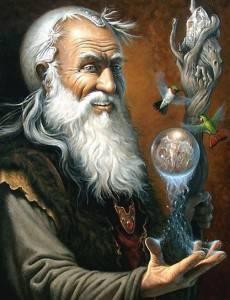 Магия из рук