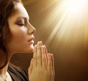 Молитва от похудения