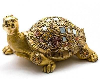 Что означает фигурка черепахи