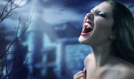 Как превратиться в вампира