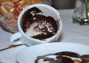 Гадание на кофейной гуще человек