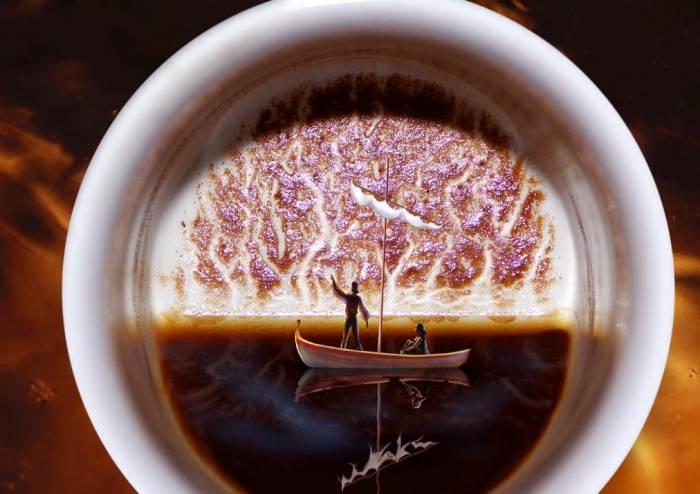 Значение на кофейной гуще рыба
