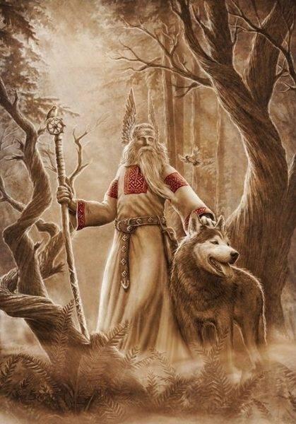 Бог велес у славян