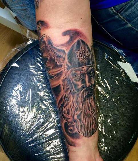 Славянские обереги татуировки