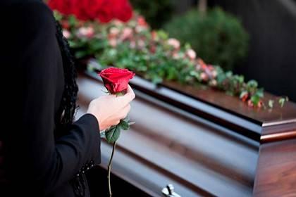 Похоронные приметы