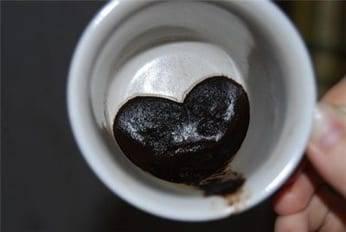 Буква т в кофейной гуще