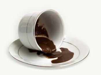 Гадание на кофейной гуще глаз