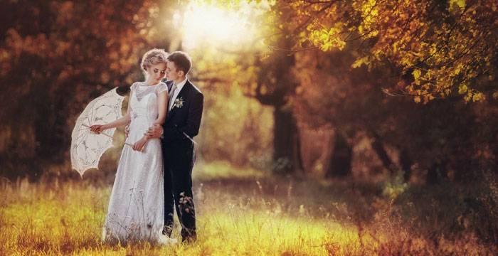 Свадебные приметы по месяцам