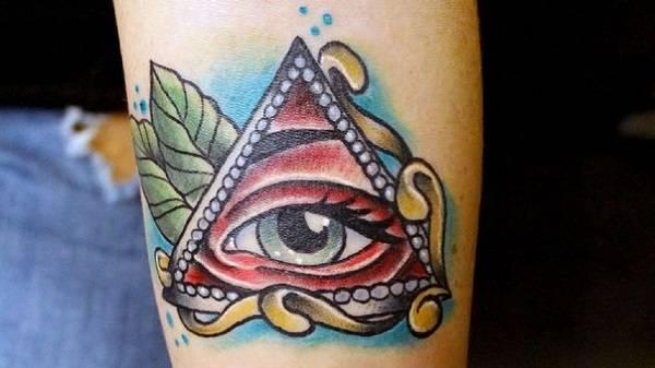 Всевидящее око значение символа