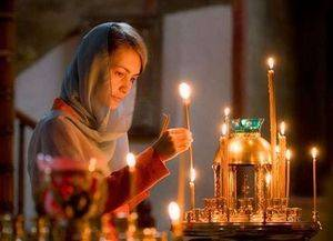 Молитва от материнского проклятия