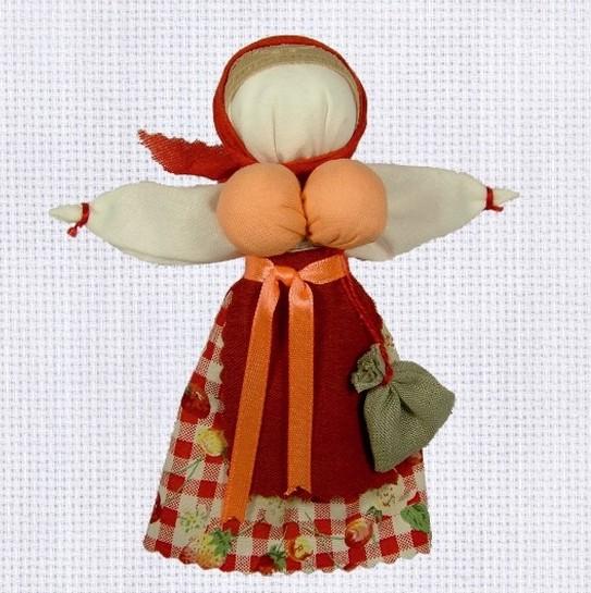 Как сшить куклу оберег