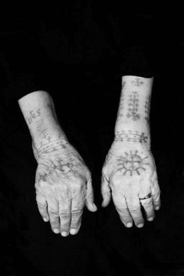 Татуировки древних славян и их значение