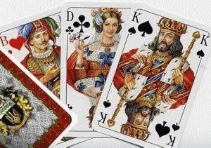 Гадание на игральных картах бесплатно