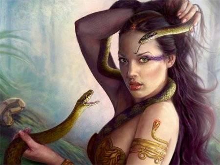 Змееносец женщина характеристика