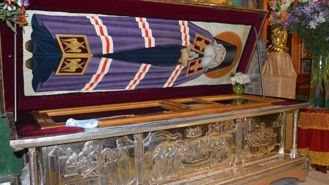 Мощи святителя луки крымского
