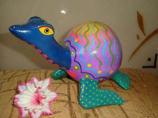 Черепаха символизирует
