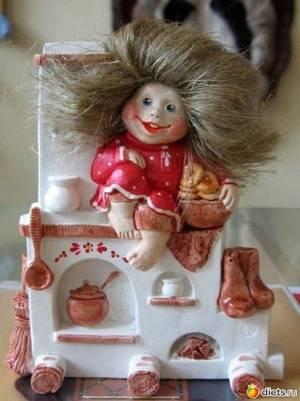 Кукла домовой своими руками