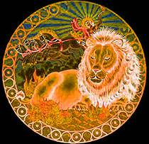 Лев зодиак даты
